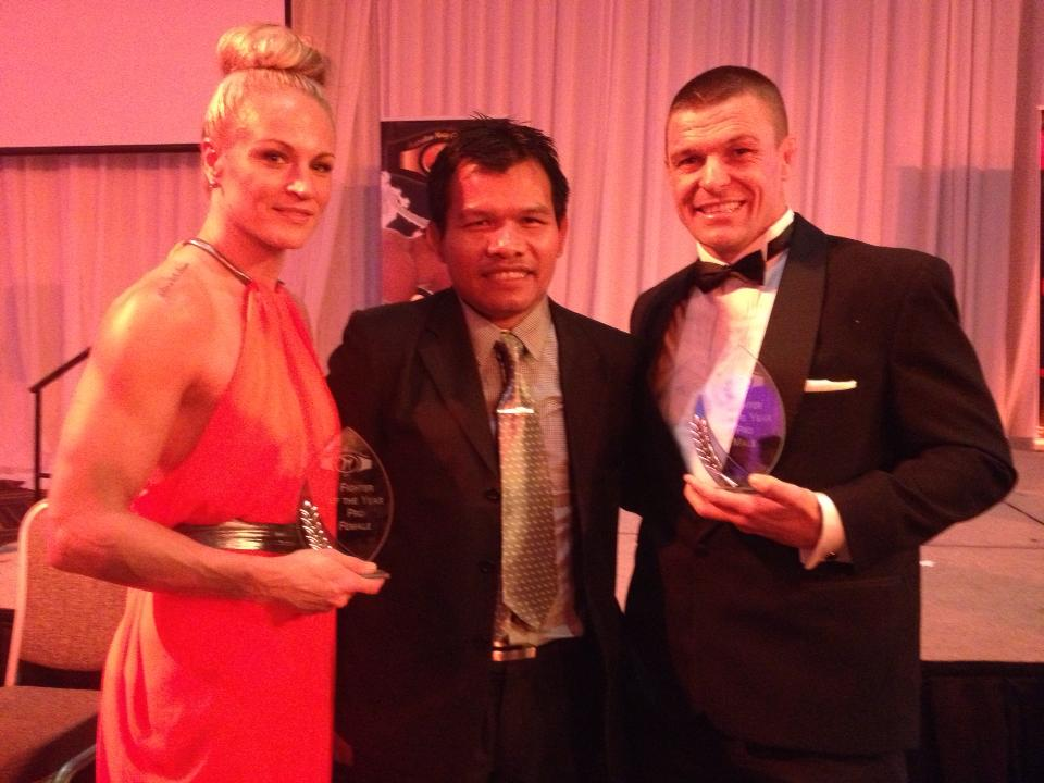 First Australia Muay Thai Award 2013 at Gold Coast , QLD